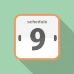 令和3年度行事予定(令和3年4月~令和4年3月)